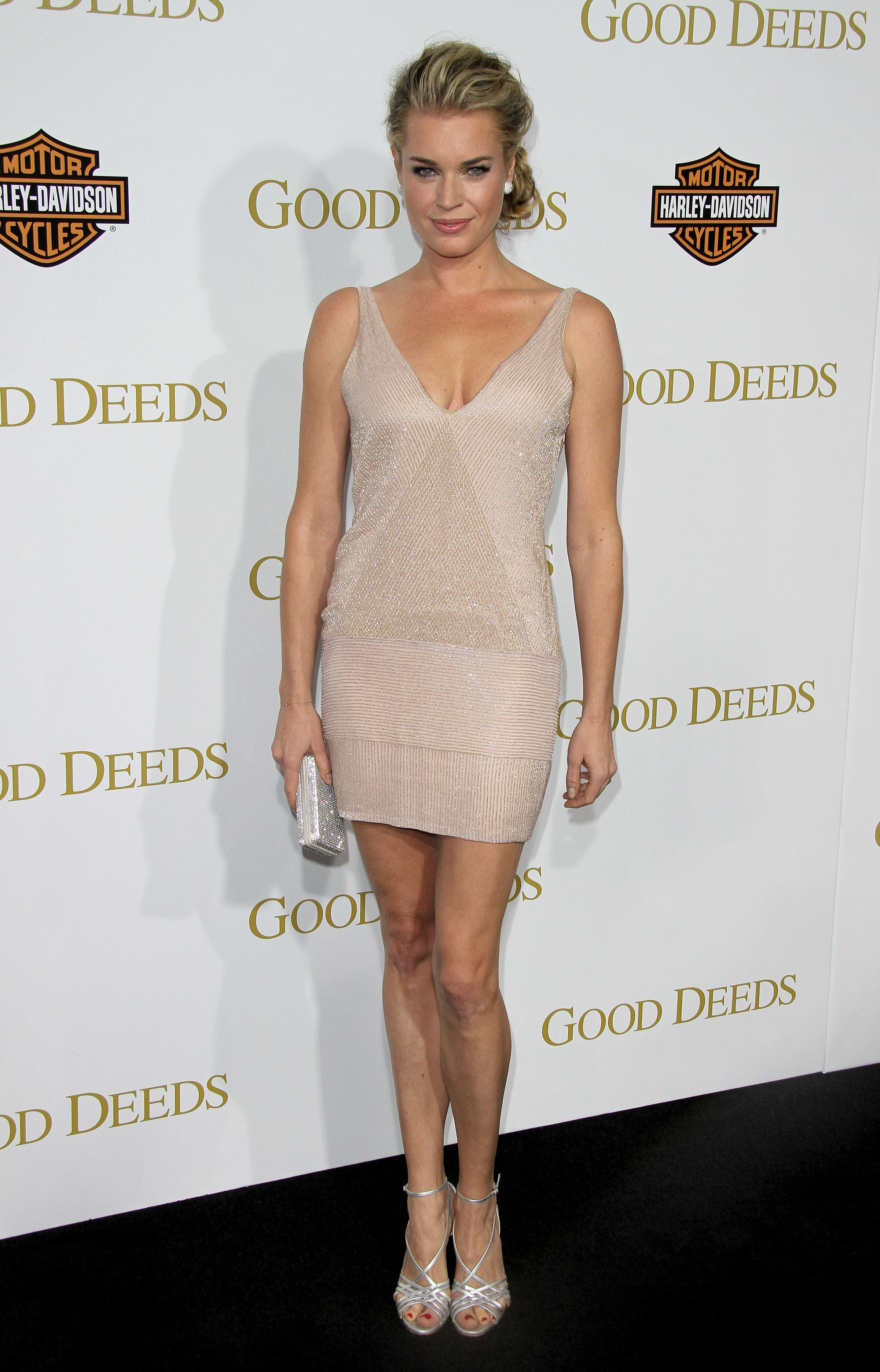 Just doesnt do it for me - Rebecca romijn measurements ...