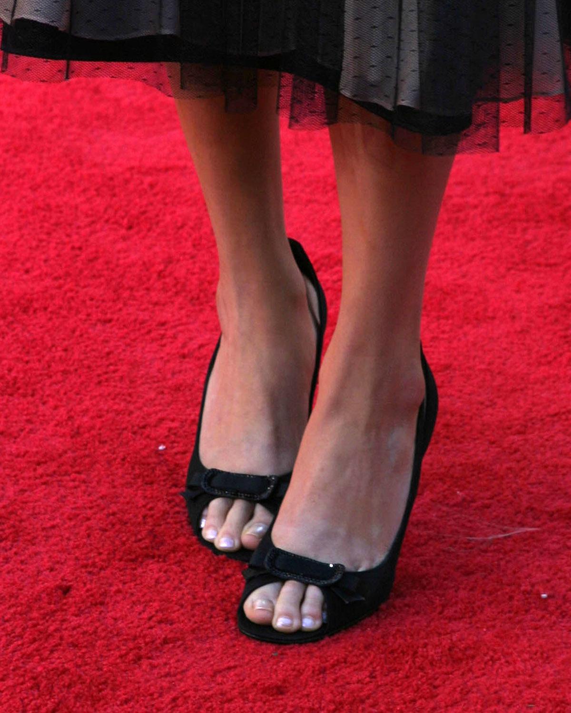 Reiko Aylesworth's Feet Rosario Dawson Worth