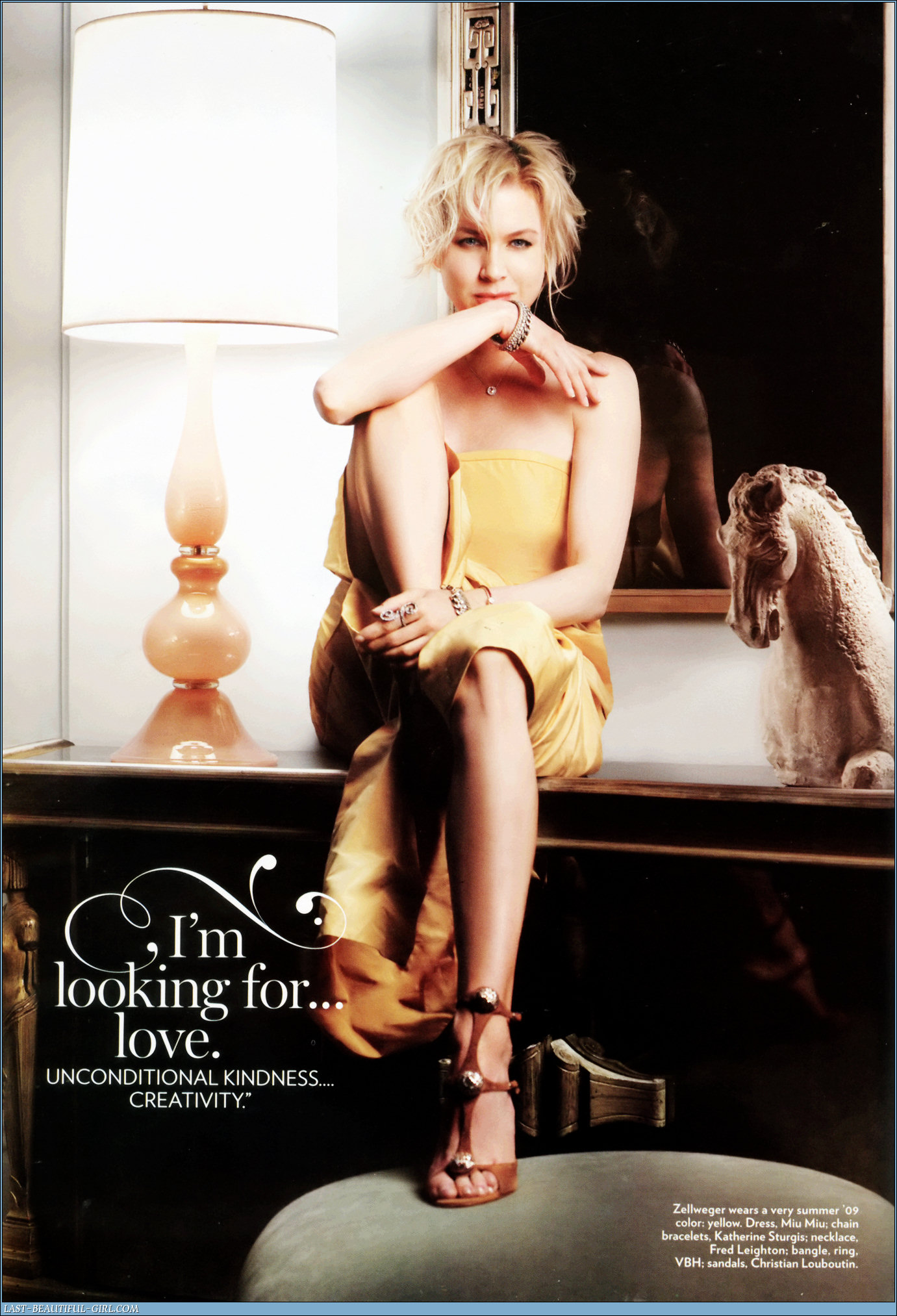 Renee Zellweger -- You Look Like Someone Else PHOTO