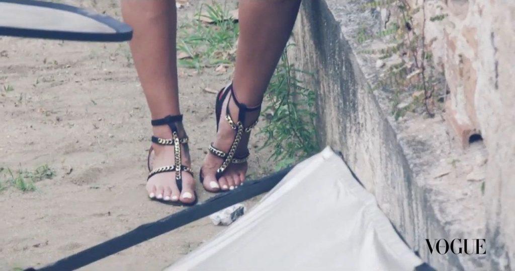 Rihanna Toes: Rihanna's Feet