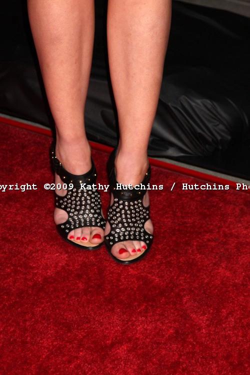 Riki Lindhome's Feet