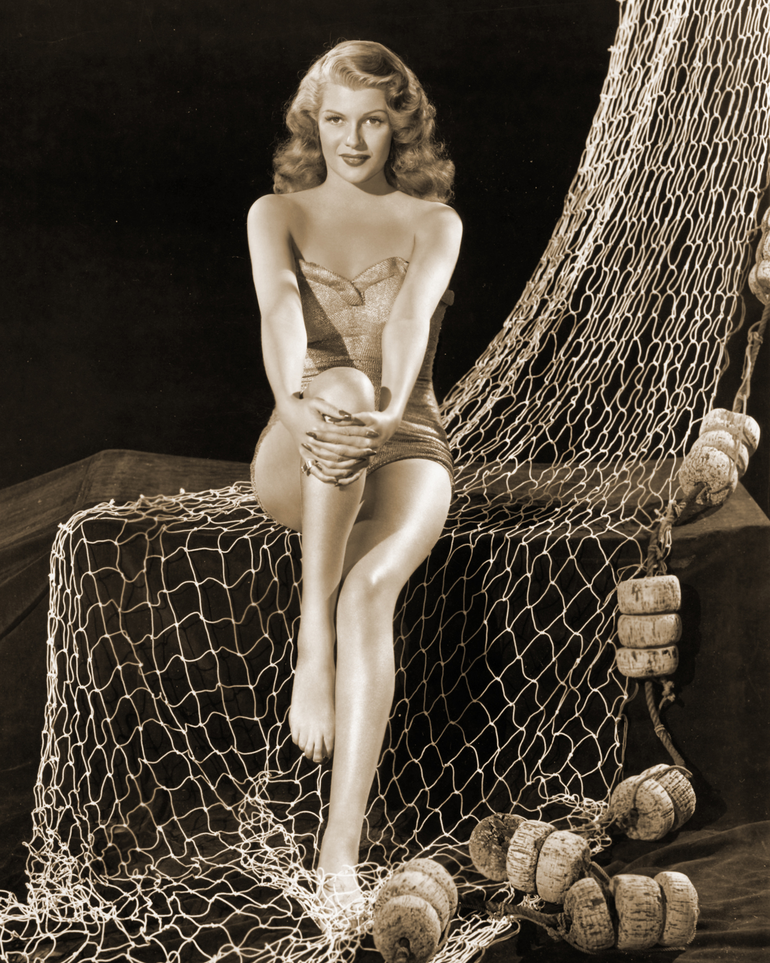 Rita hayworth naked porn images