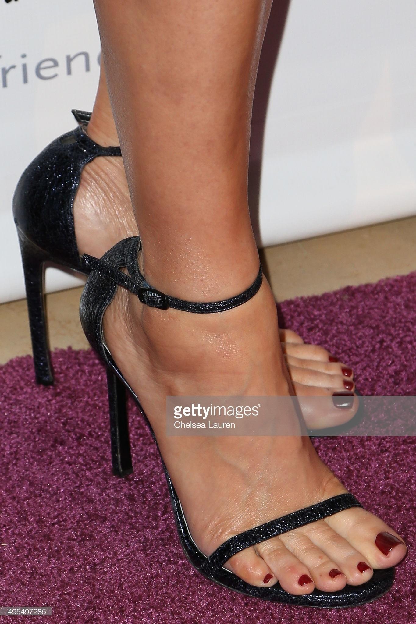 Robin Wrights Feet