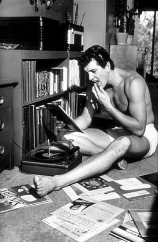 Rock Hudson's Gay Confession Recorded By Wife