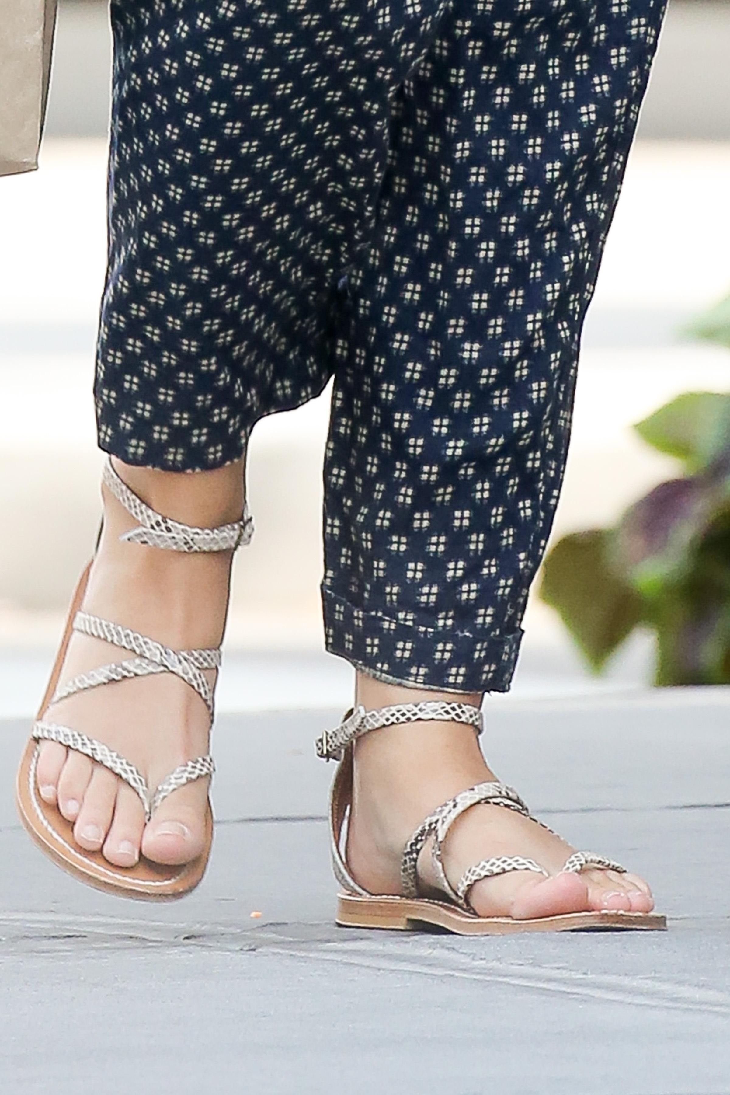Rose Byrnes Feet