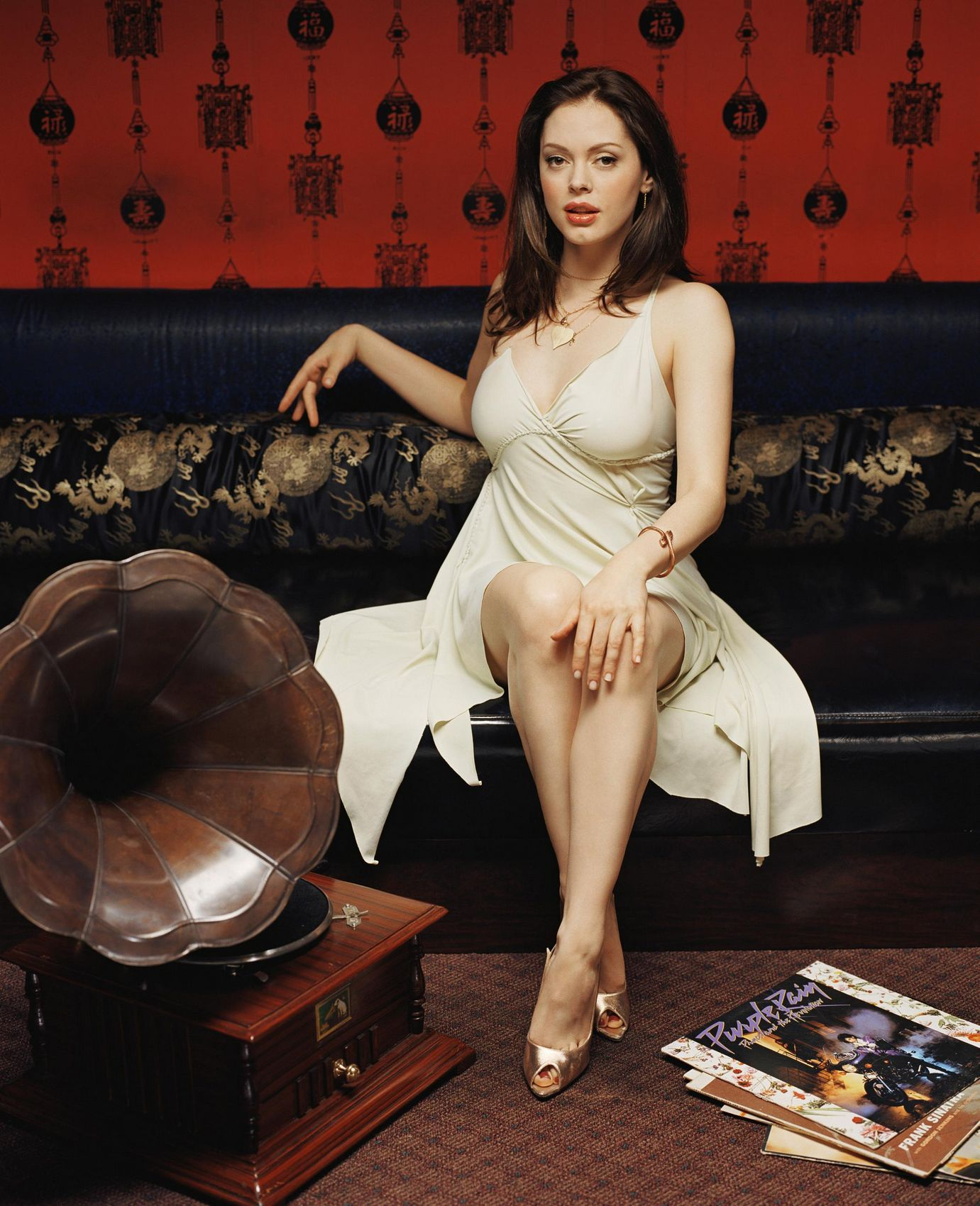 Rose mcgowan sexy pic