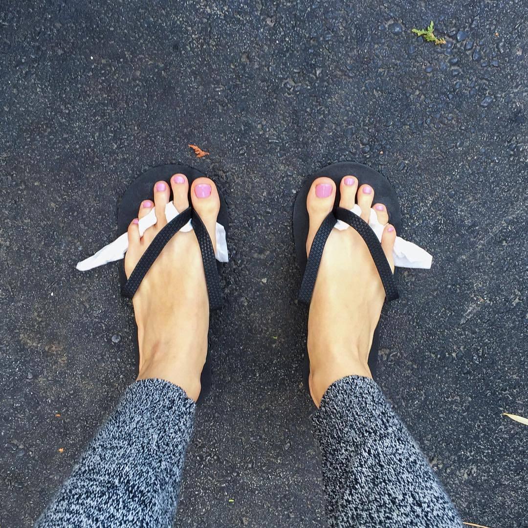 Susan Luccis Feet