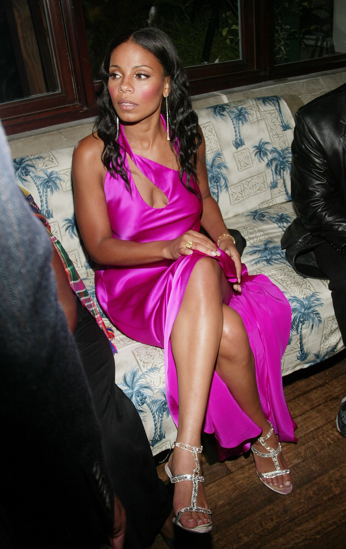 Fashion Show Bare Foot