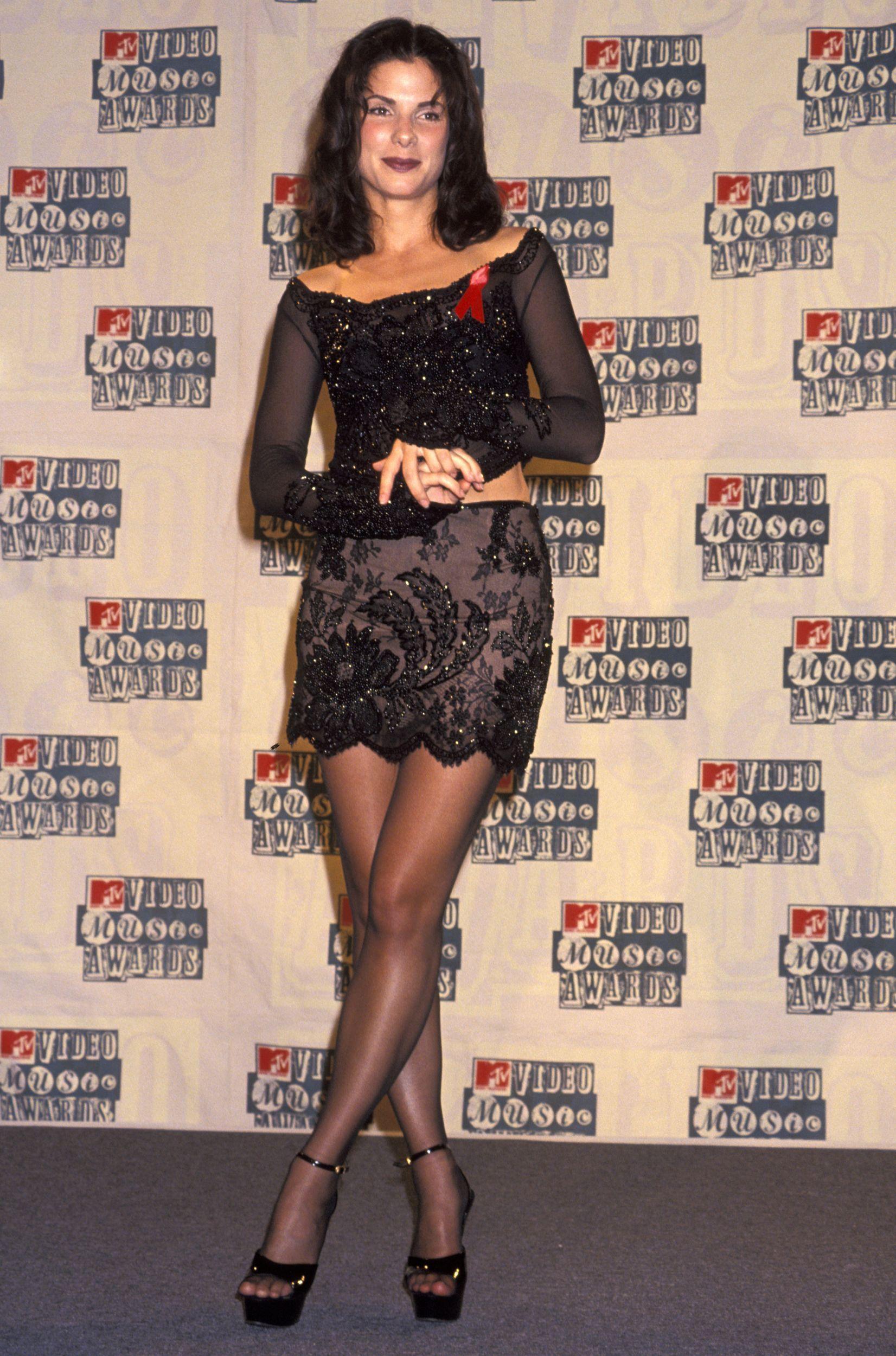 Sandra Bullock Legs Feet