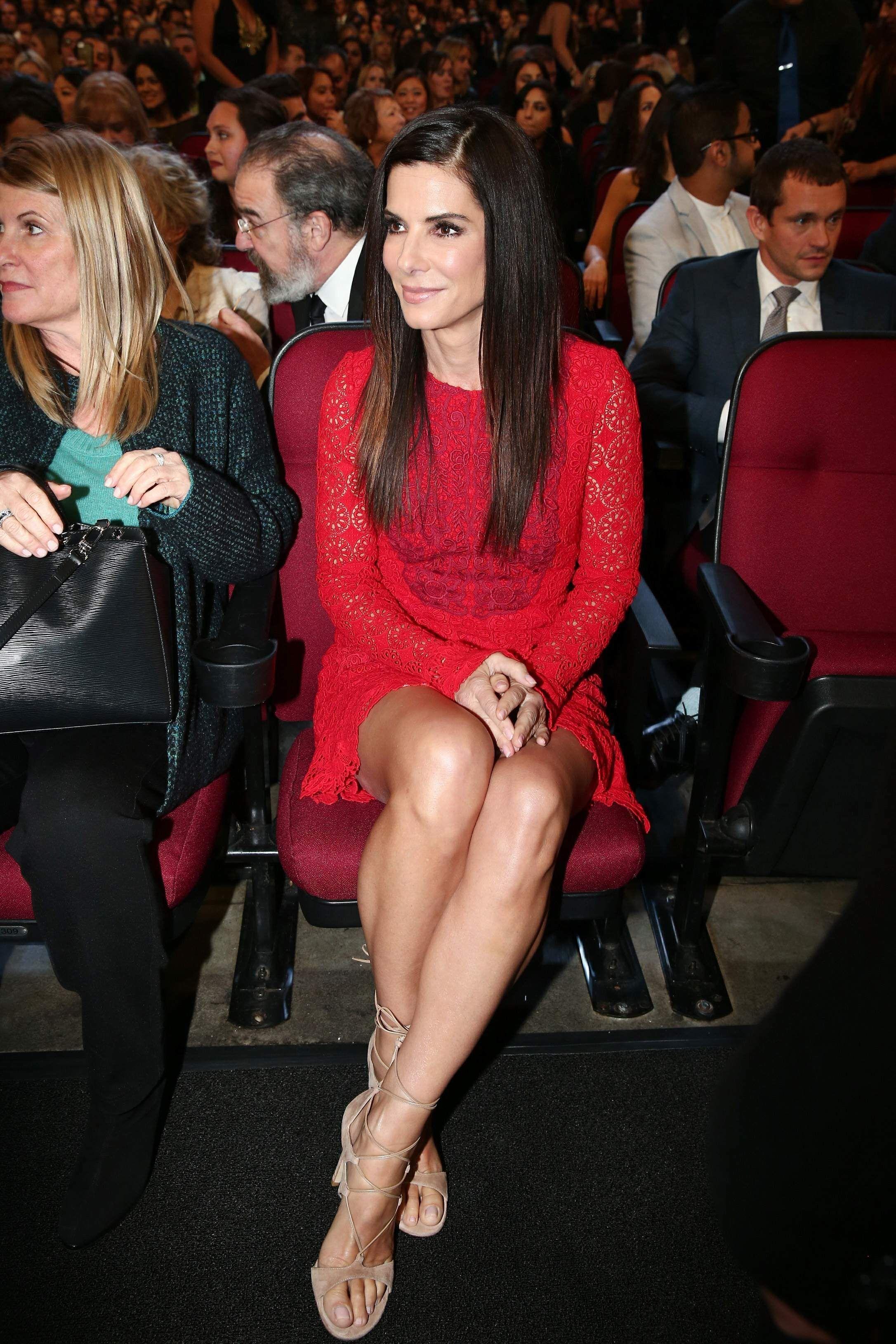 Sandra S Closet: Sandra Bullock's Feet
