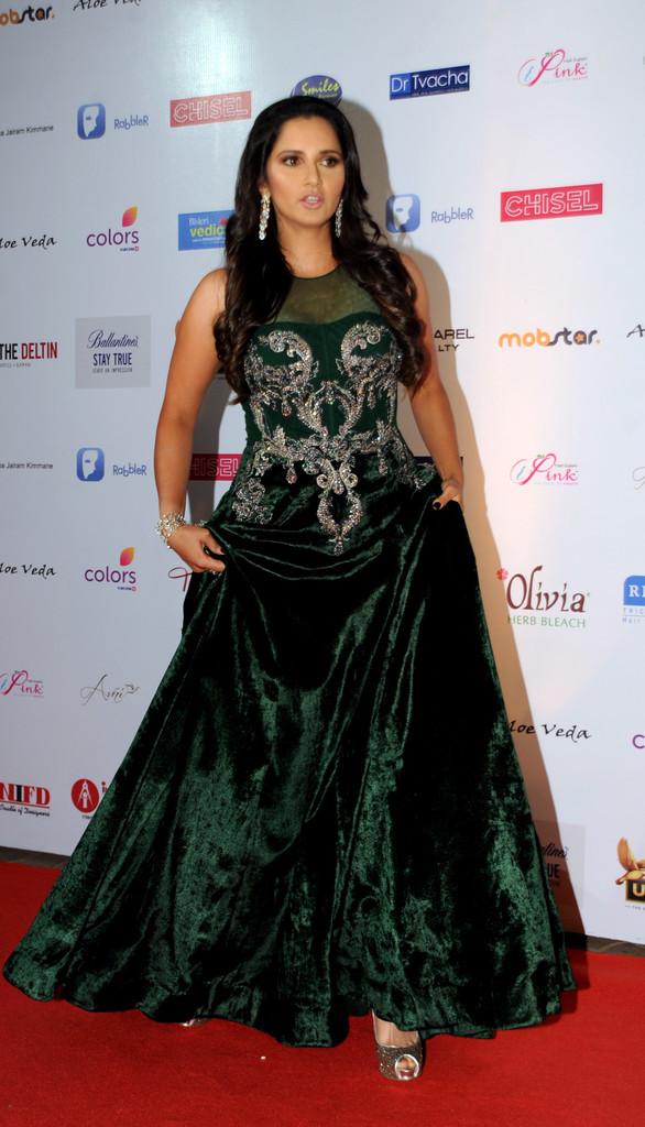 Sania Mirza - Page 9 Sania-Mirza-Feet-2566286