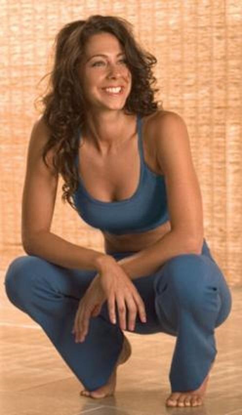 Sara ivanhoe - crunch candlelight yoga repost