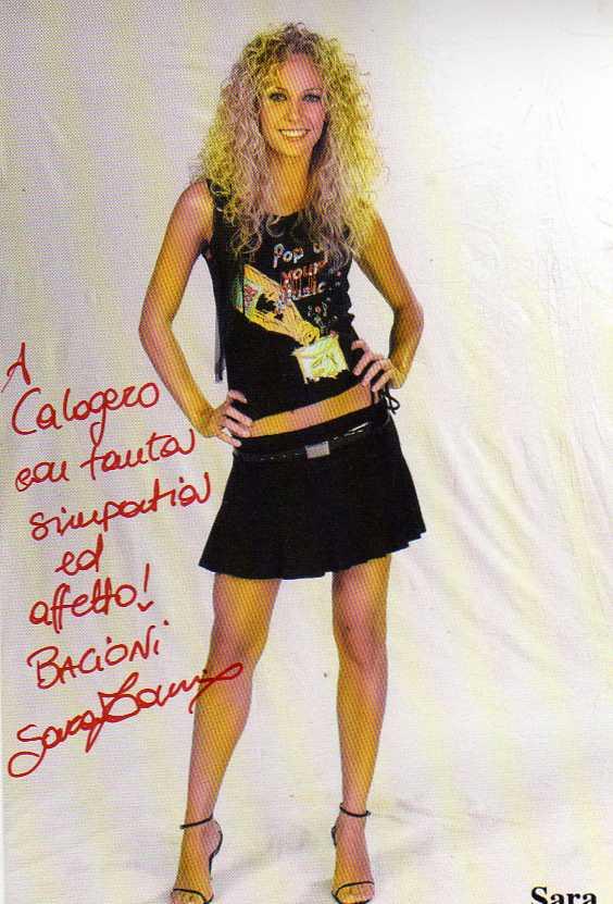 Sara Zanier S Feet