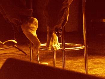 Sarah Bettens's Feet