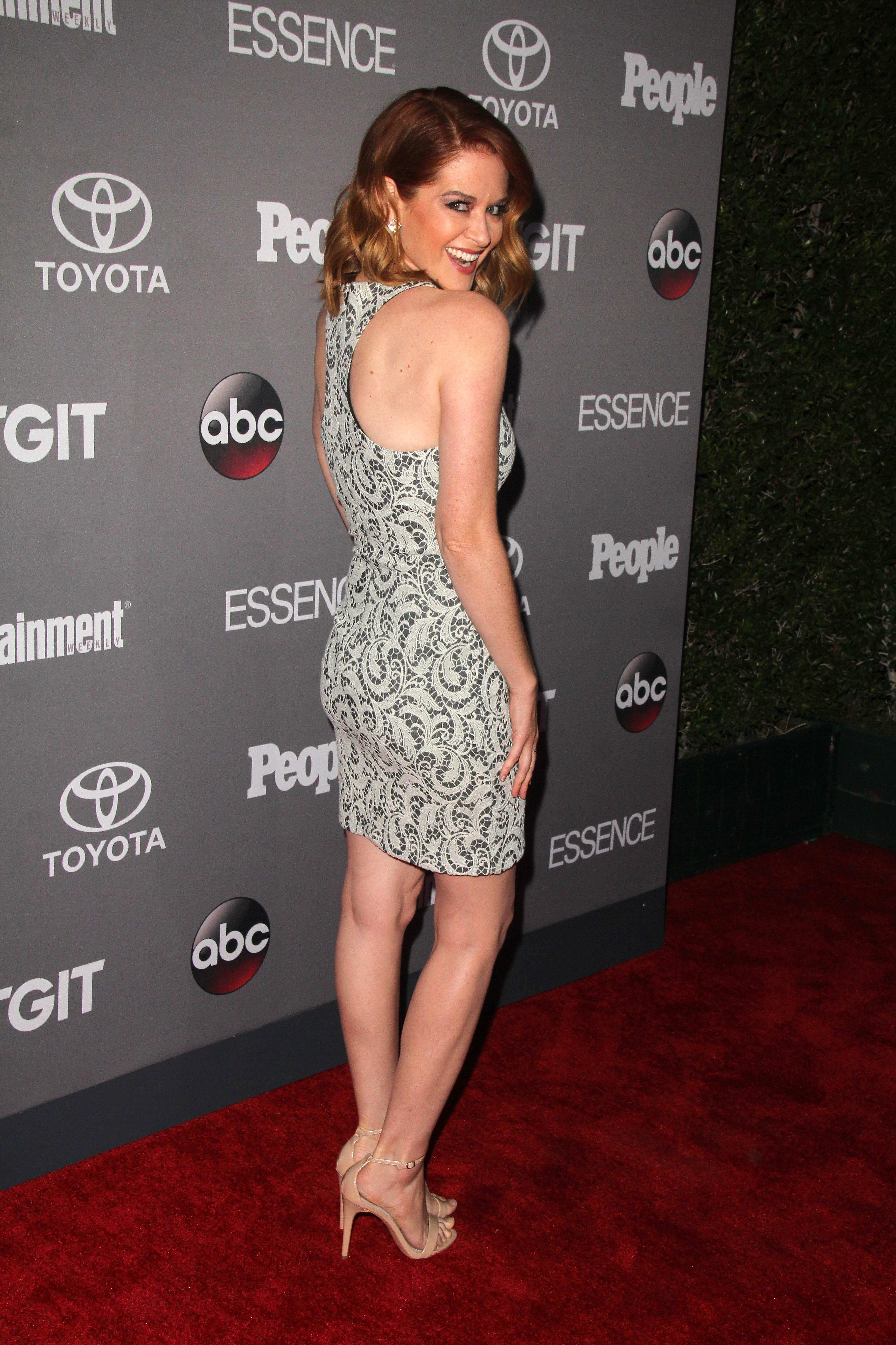 Sarah Drew's Fe... Grey's Anatomy Season 12 Finale