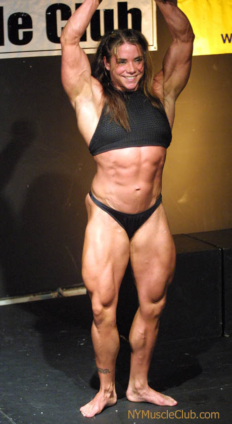 Rather good Female bodybuilder sarah dunlap nude