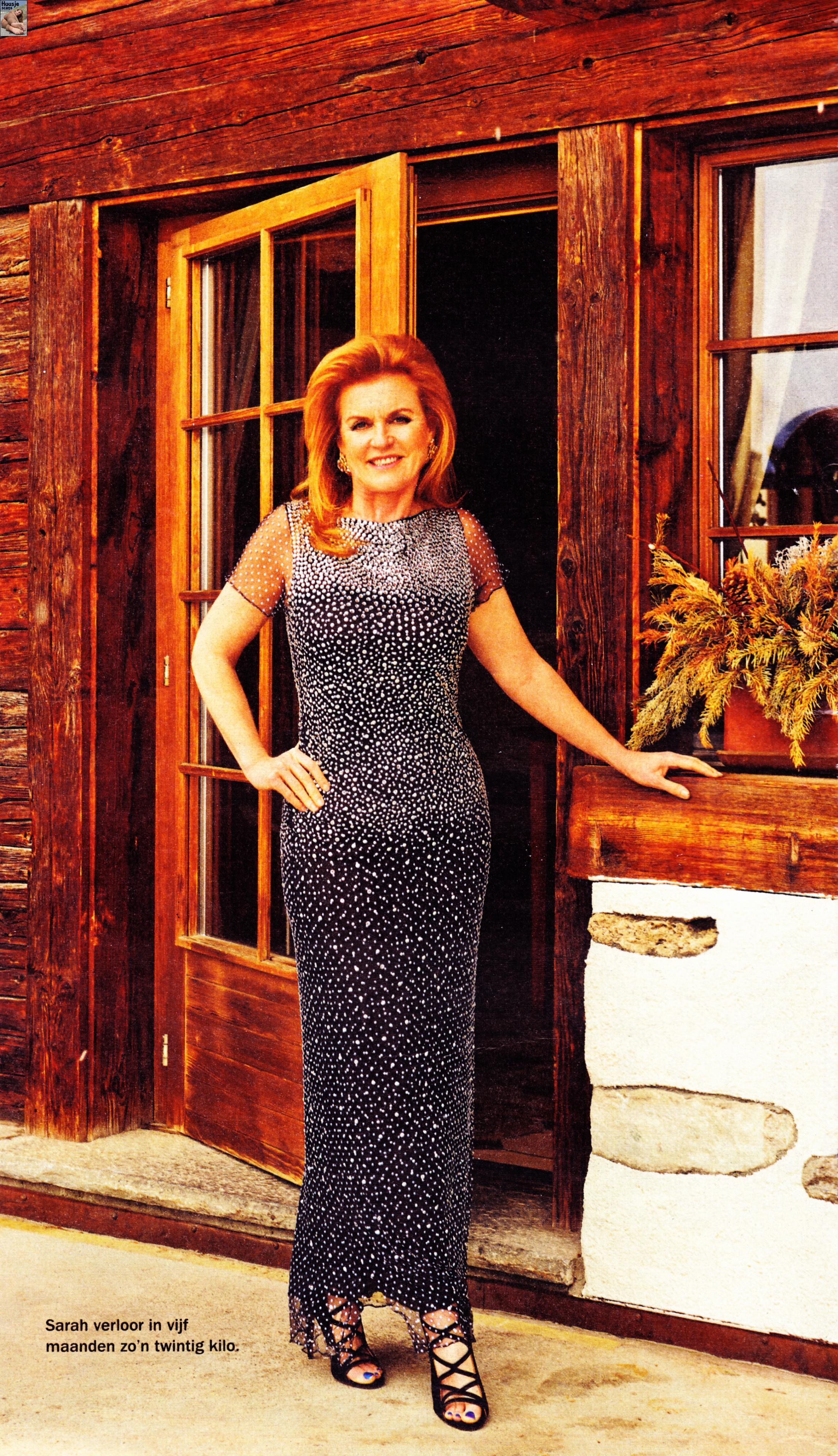 Louanne Ward reveals mistakes women make that turn Sarah ferguson fashion mistakes