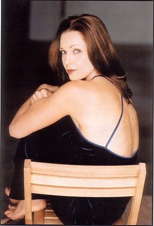 Sarah-Jane Redmond  nackt