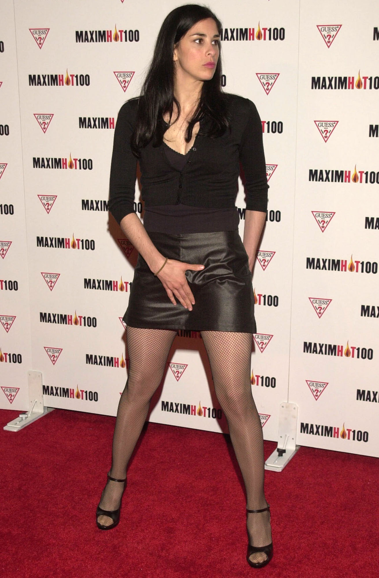 Image result for sarah silverman grabs ass