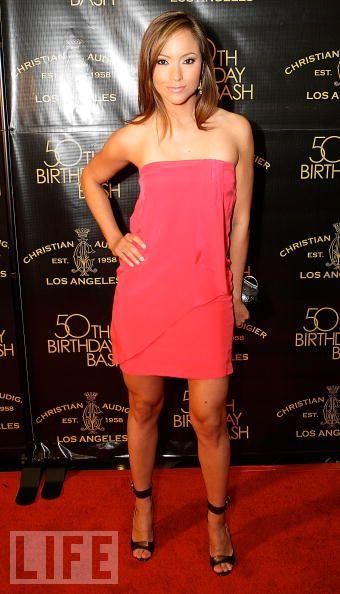 Sasha Prieto arrives at the Roberto Cavallis 2011 Spring ...