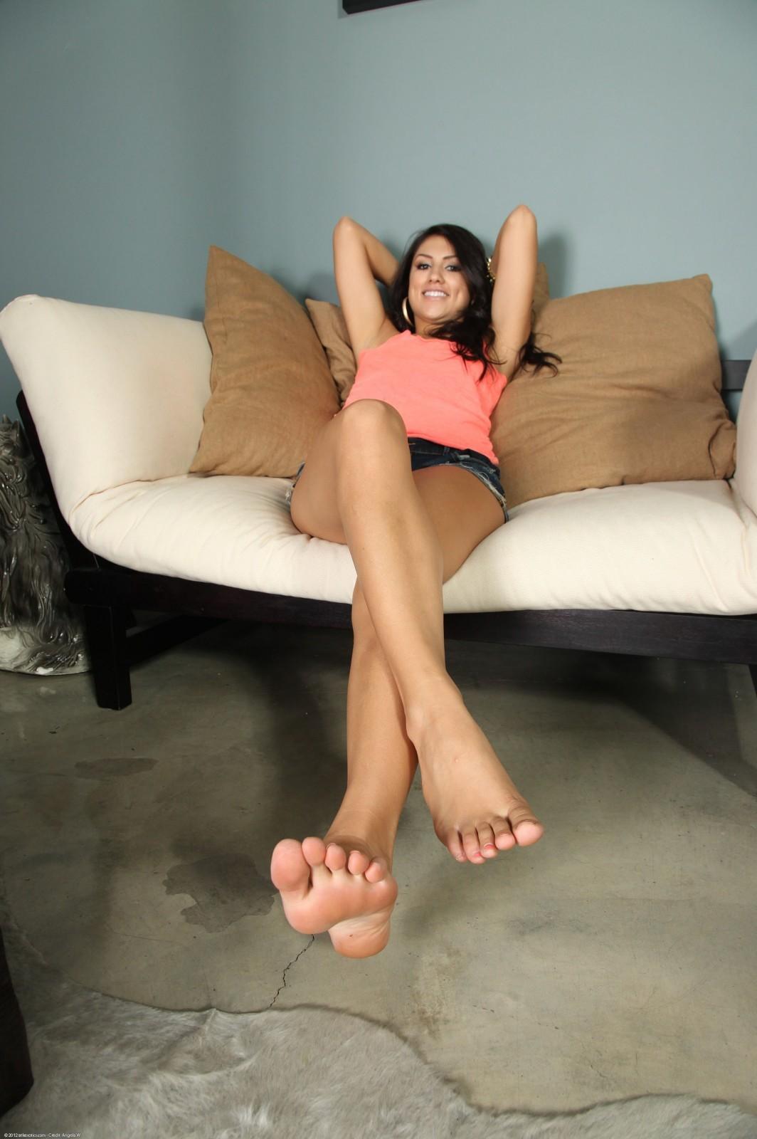 Olivia nice have a big sexy ass 6