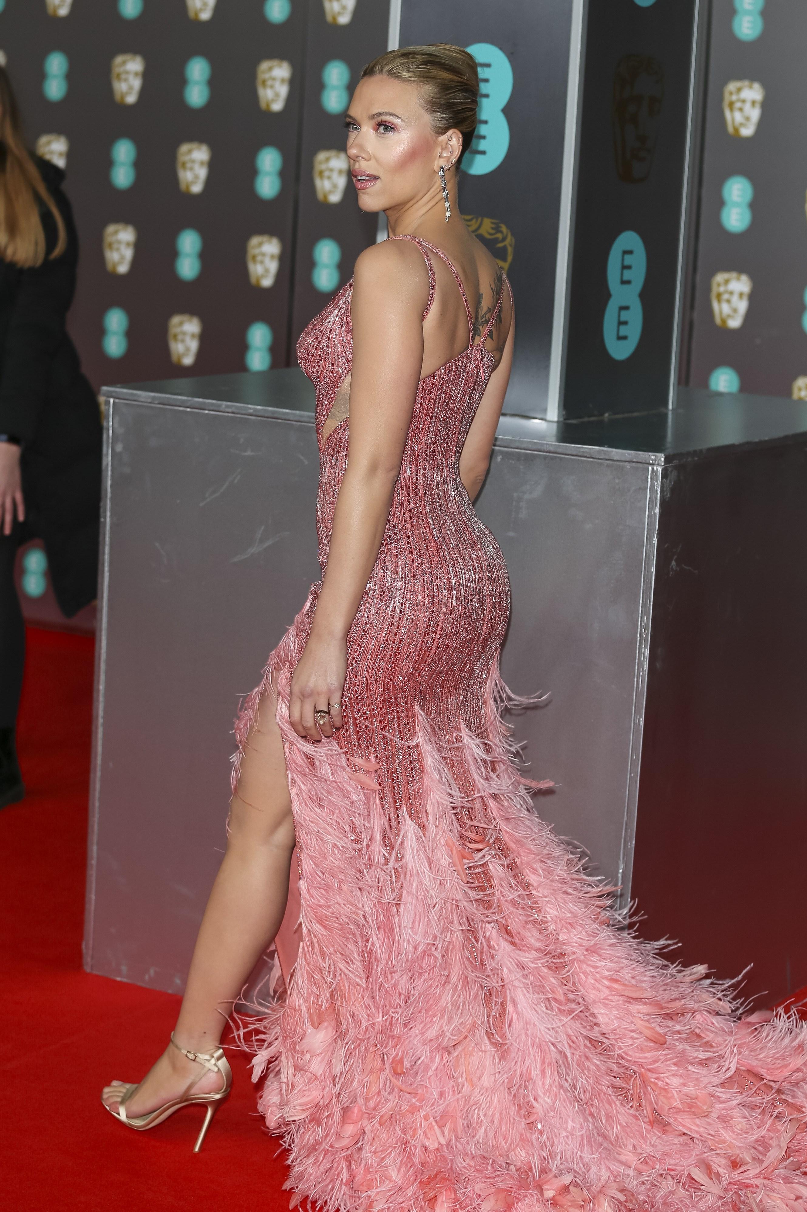 Wikifeet scarlett johansson Scarlett Johansson