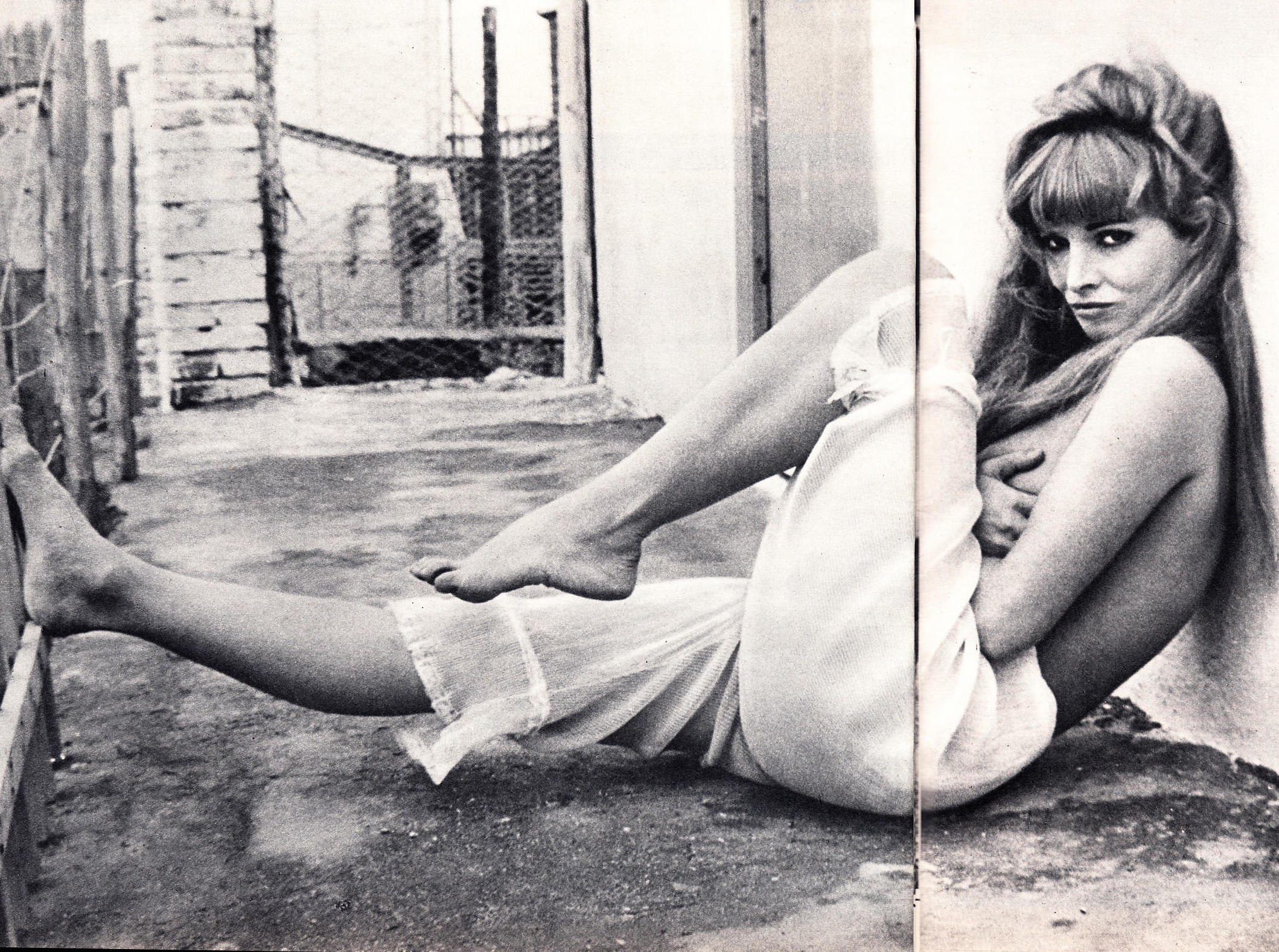 Scilla Gabel (born 1938)