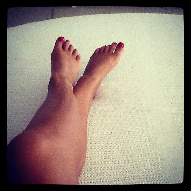 Seka Aleksic Feet