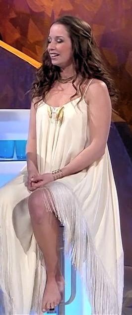 Senta-Sofia Dellipontis Feet