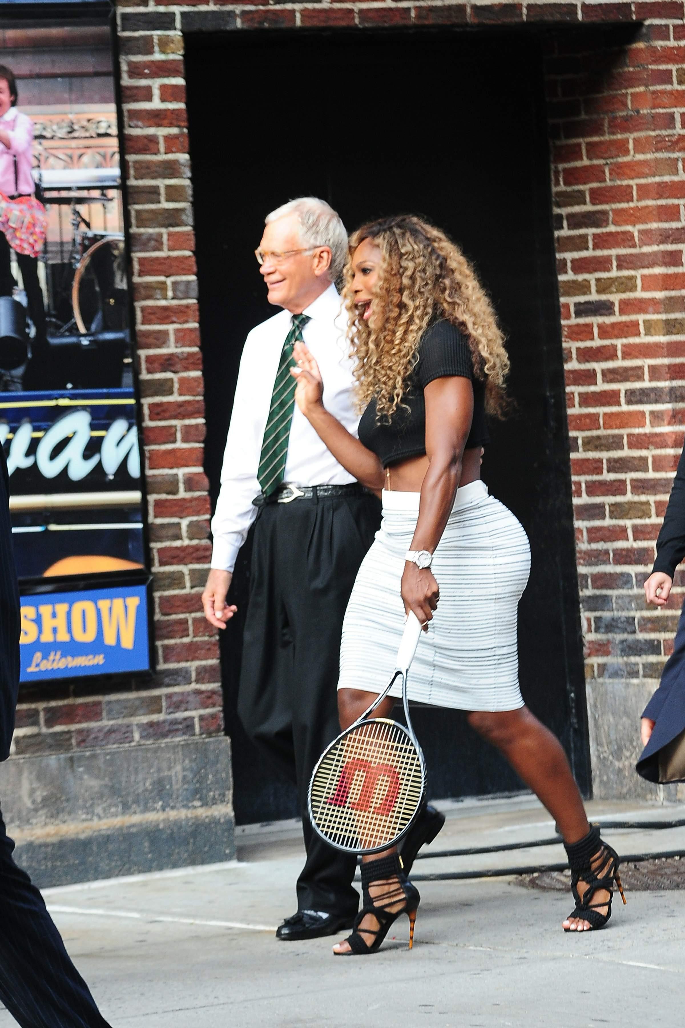 Serena Williams Shoe Size