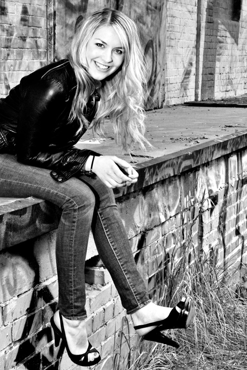 Nackt shalin tanita rogall German actress