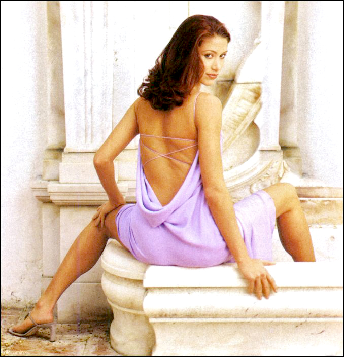 Above told Young shannon elizabeth naked