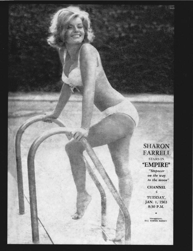 Nackt  Sharon Farrell Beautiful Star