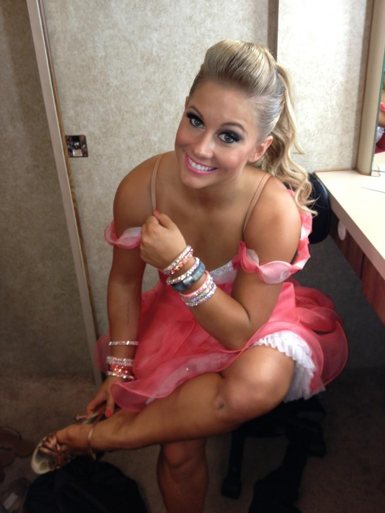 This magnificent shawn johnson feet fetish think, that