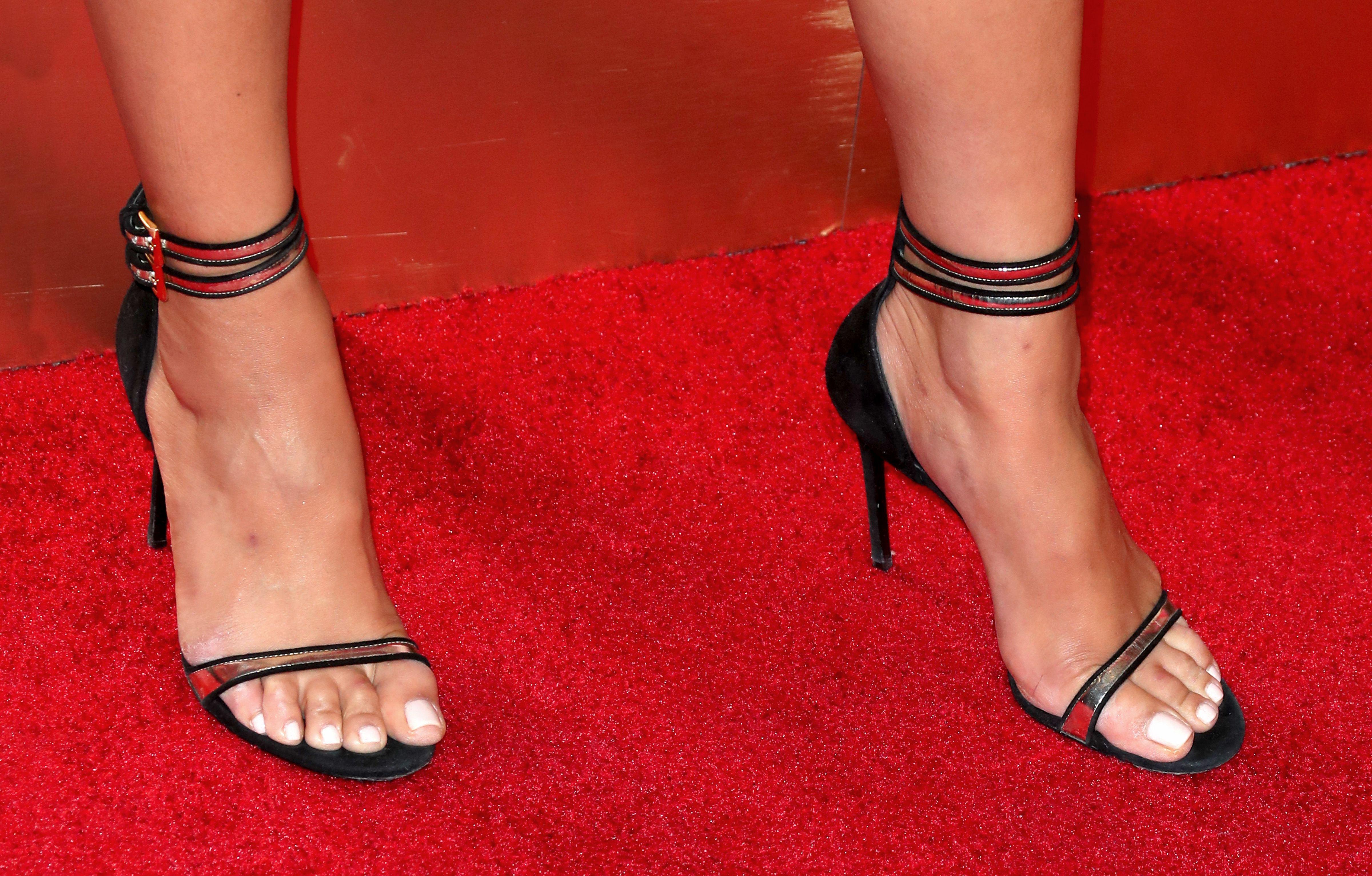 Celebrity Feet: Shay Mitchell