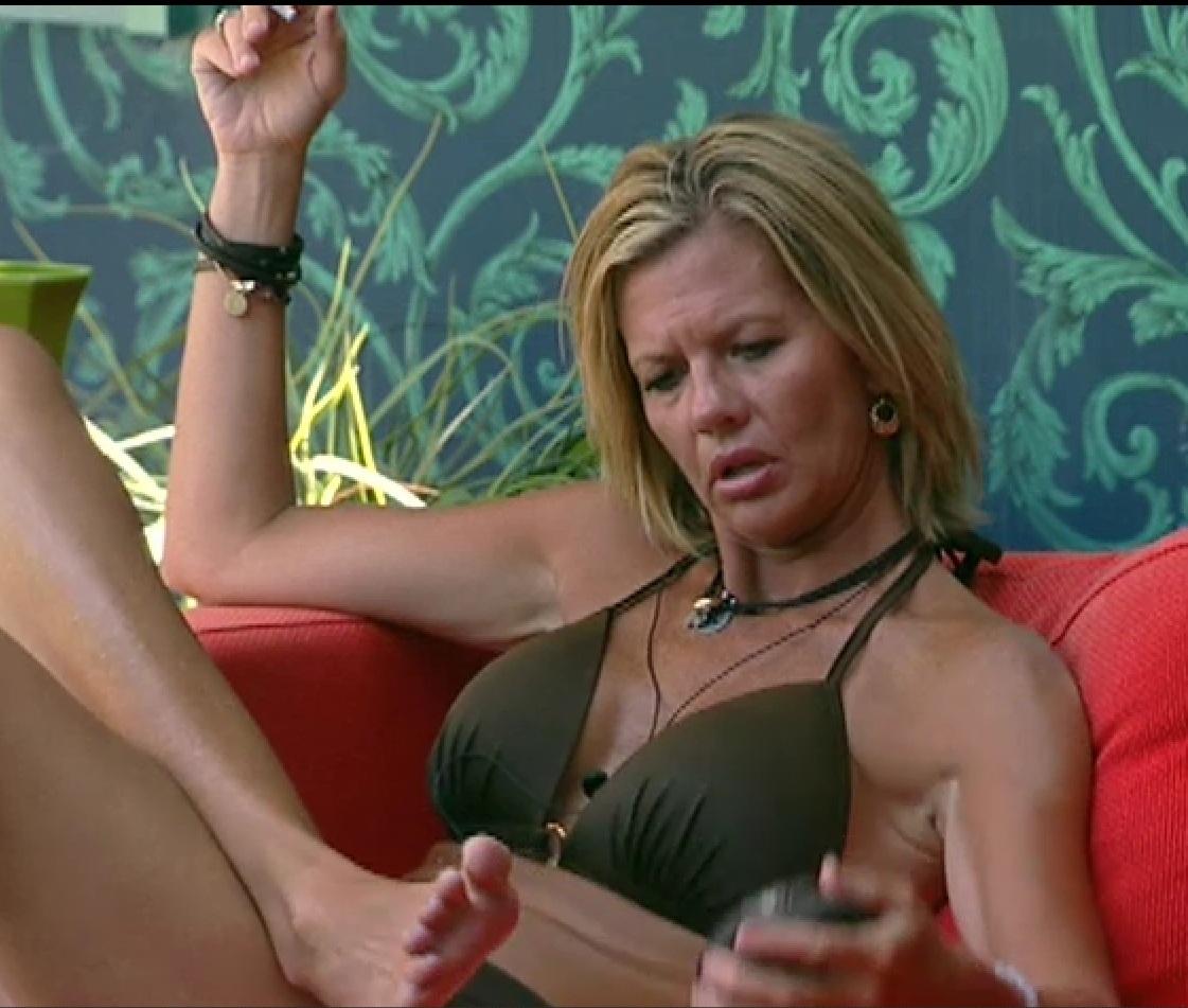 Shelly Moore's Feet