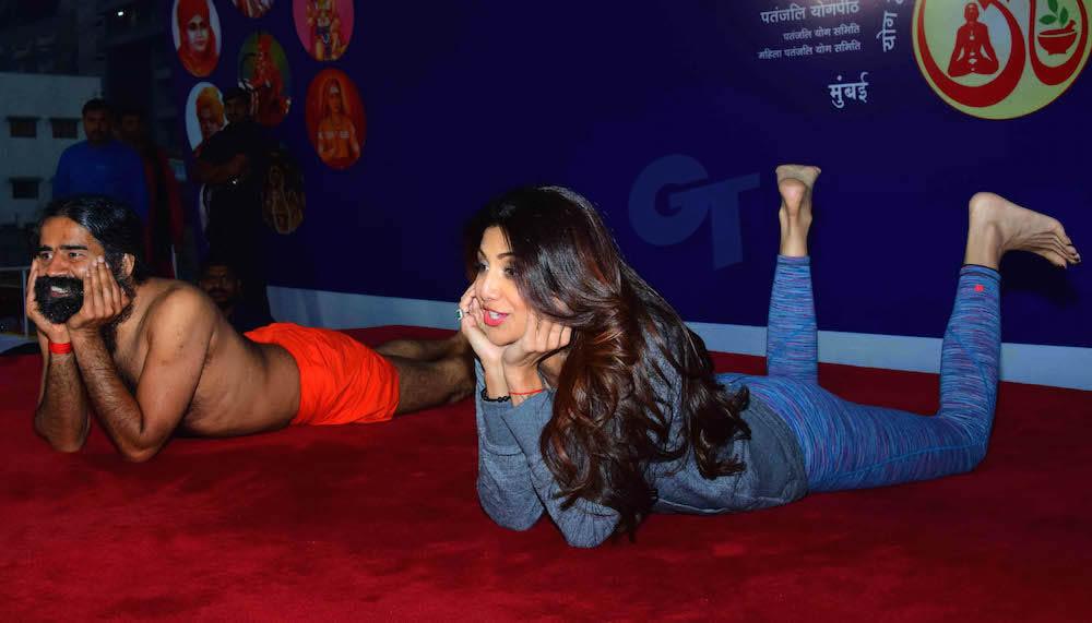 Shilpa Shettys Feet-1438