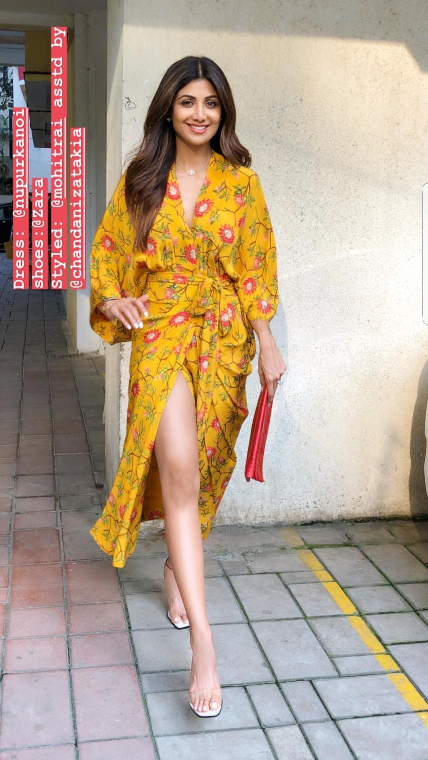Shilpa Shettys Feet-8035