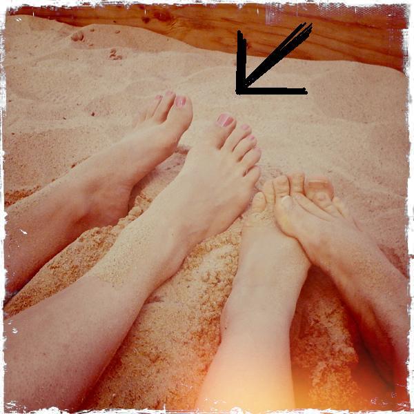 Sierra boggess foot fetish