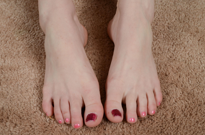 Sierra Sanders's Feet