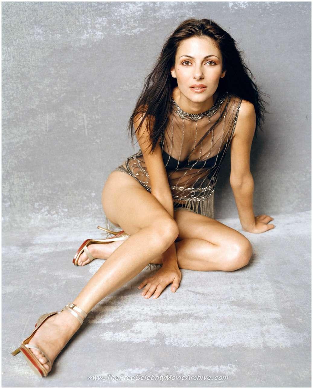Silvia Colloca's Feet