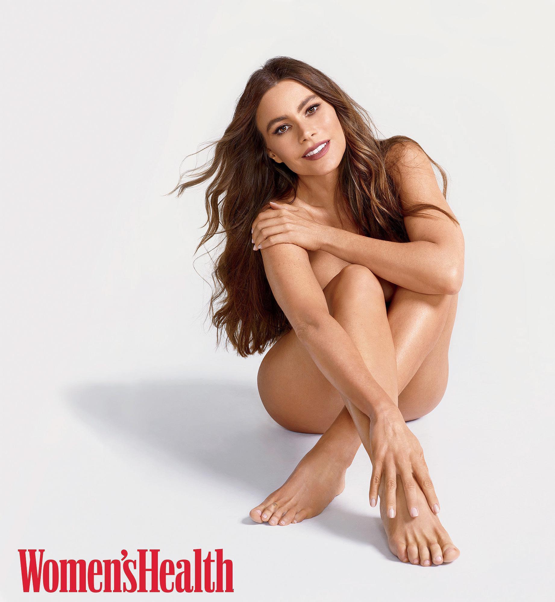 Sofía Vergara's Feet