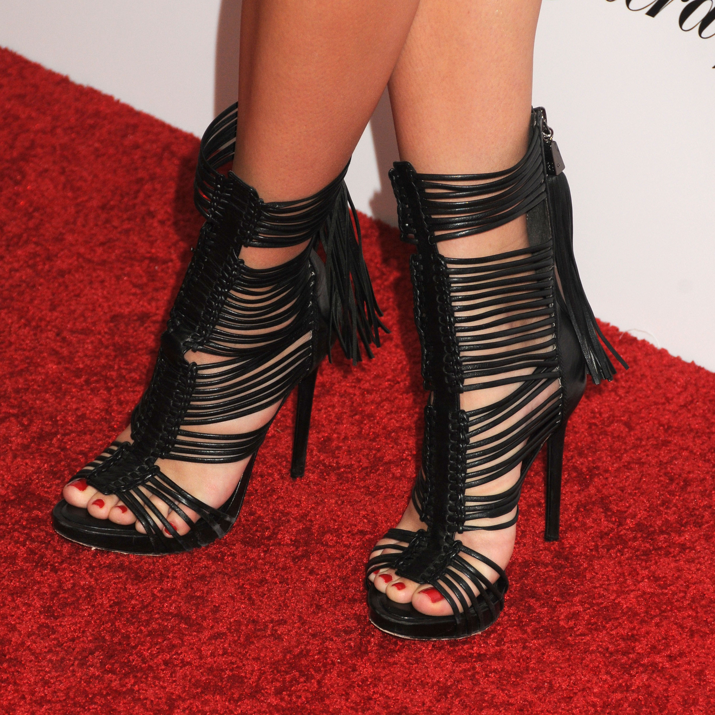 Sofia Boutella Shoe Size