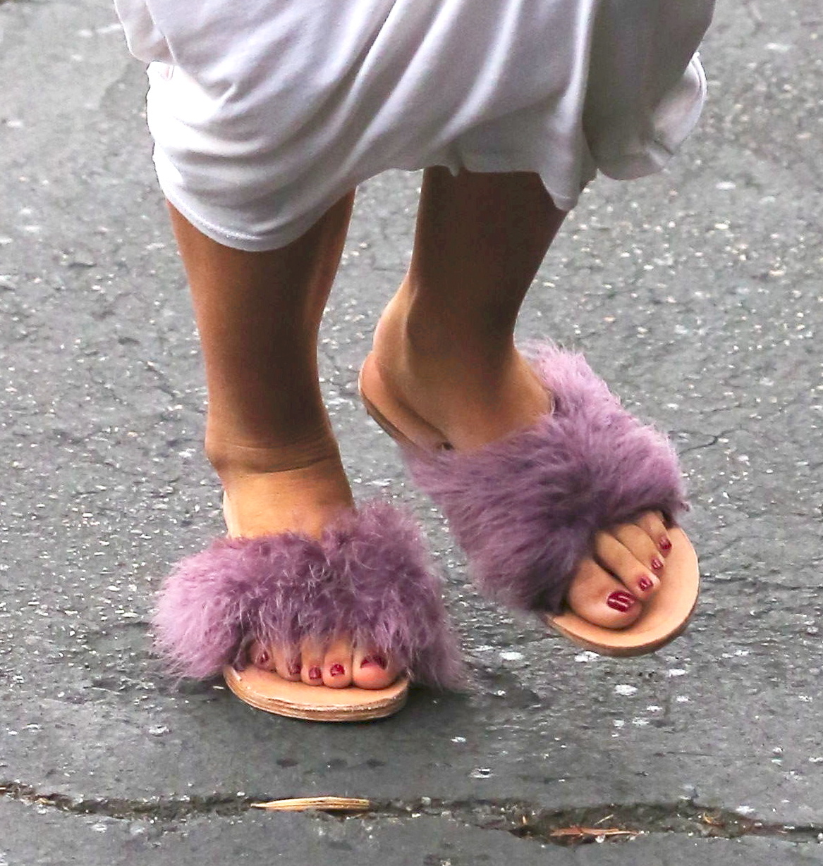 Sofia Richie's Feet