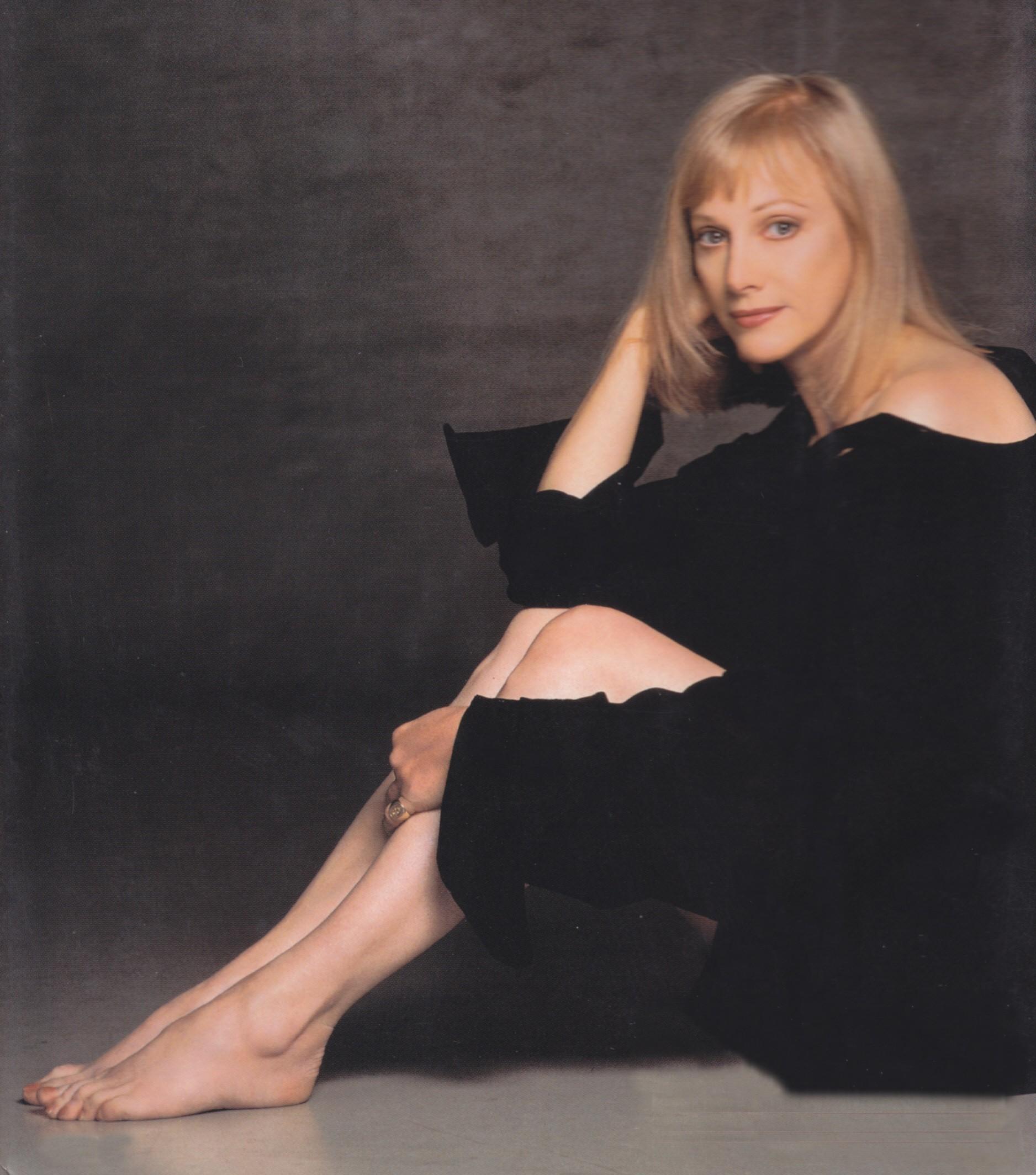 Sondra Locke's Feet
