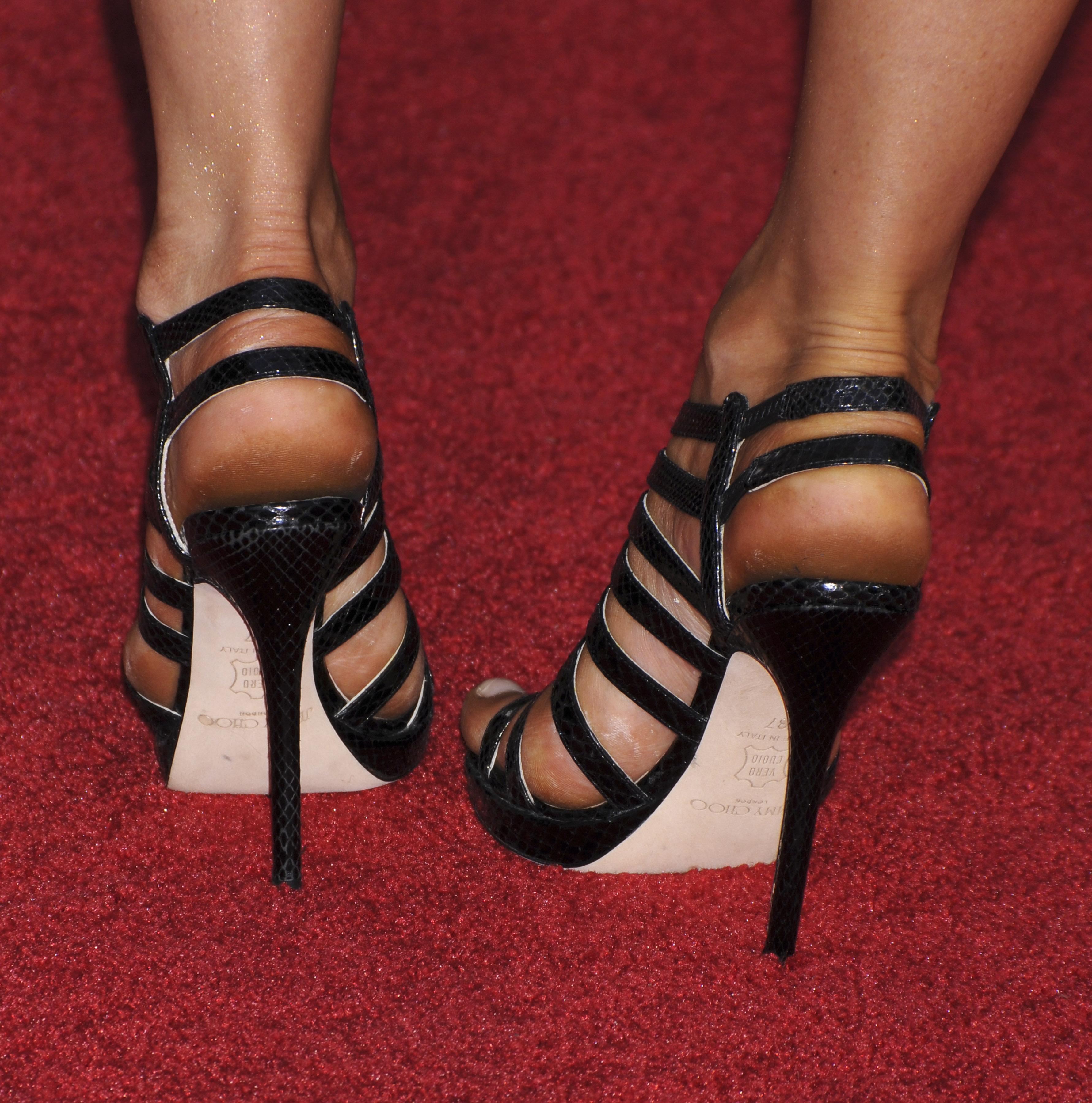 Самые грязные ноги женщин 9 фотография