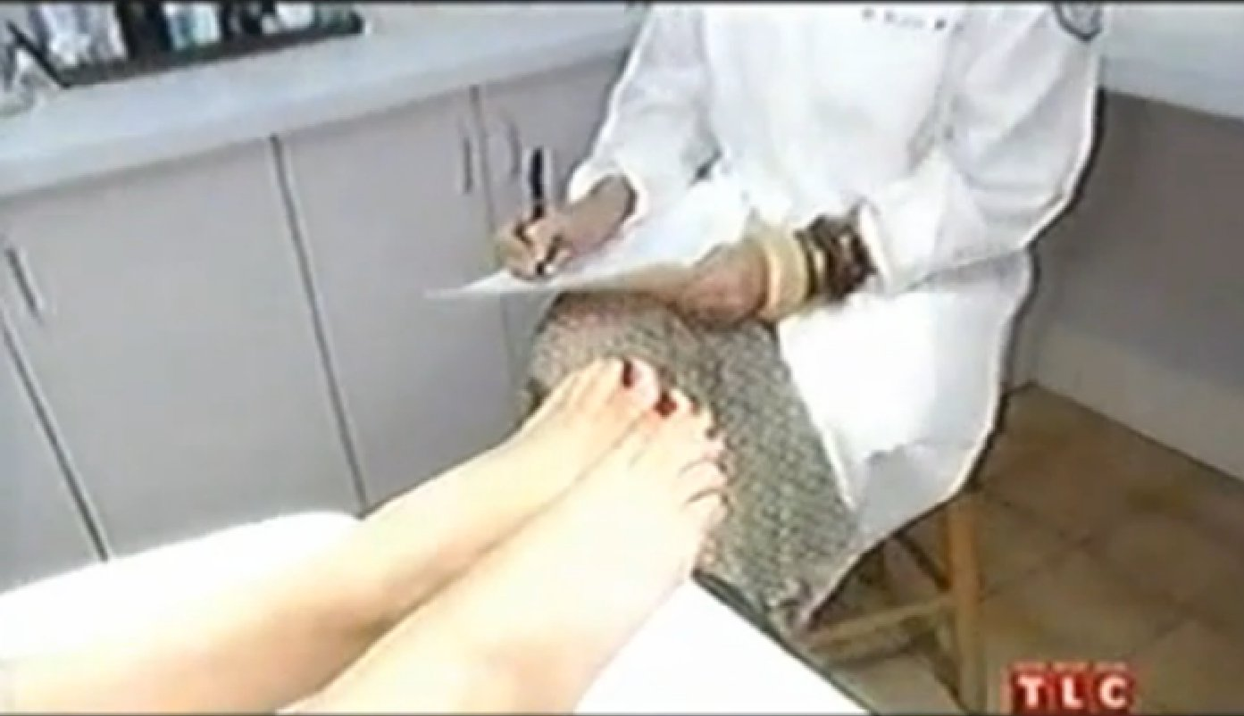 Stacy London's Feet (566535)