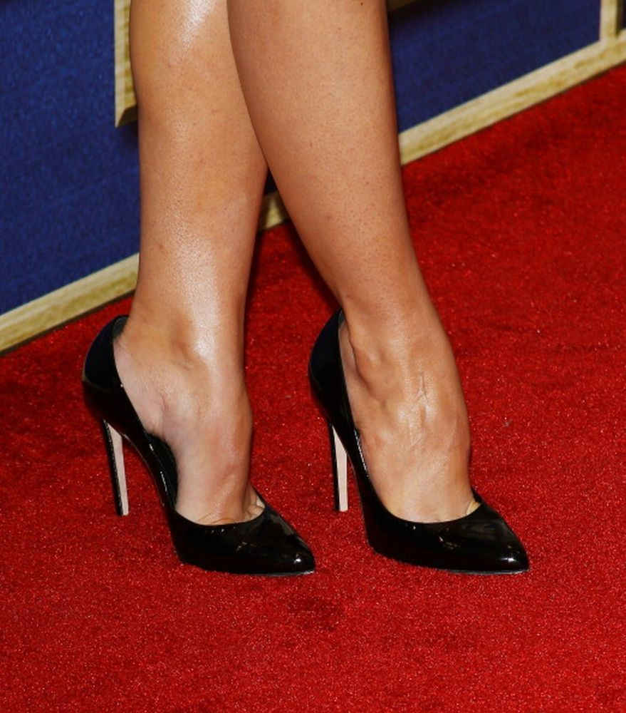 Stana Katic S Feet