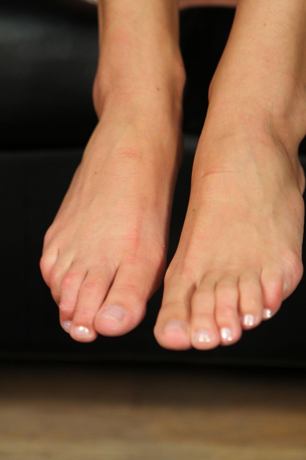 Stephani moretti feet