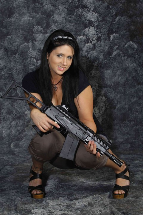 Hot chick from sons of guns nude similar situation